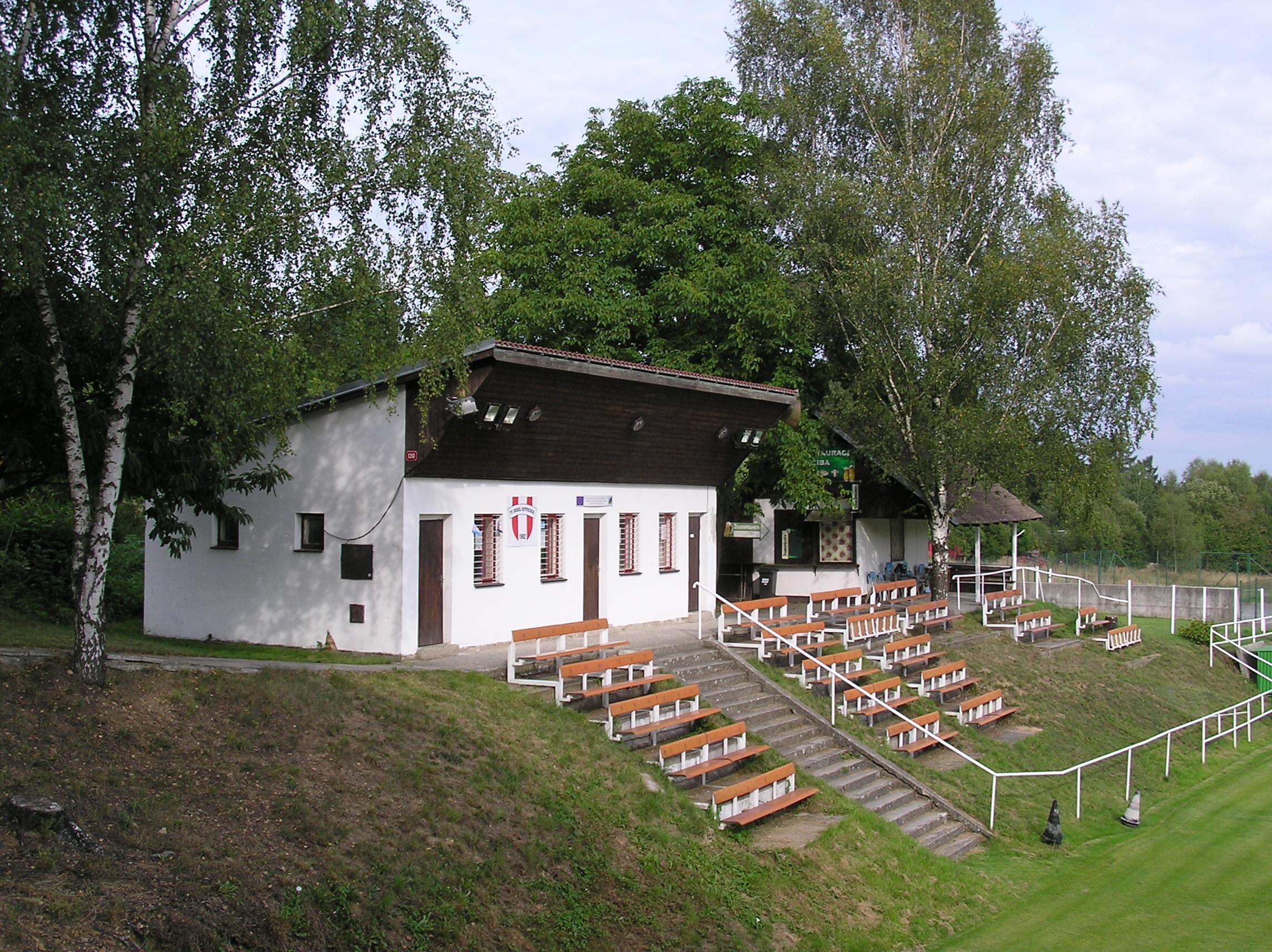 Sokol Ostředek - kabiny
