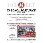 100 let TJ Sokol Postupice