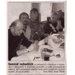 seminář rozhodčích 2001