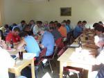 seminář rozhodčích  - Bedrč září 2011